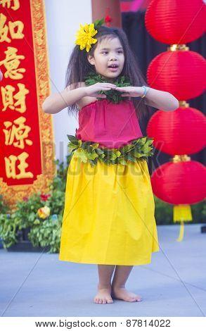 Las Vegas , Chinese New Year