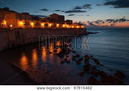 Ortigia By Night