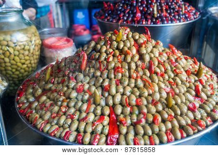 Piramid Of Olives