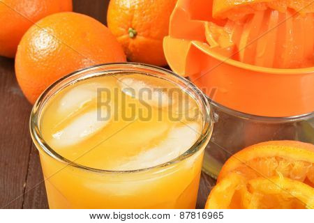 Freesh Orange Juice
