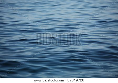 Abstract background of sea surface