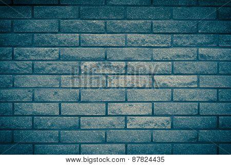 Brick Wool Monochrome Background.