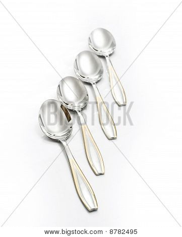 Four Spoons