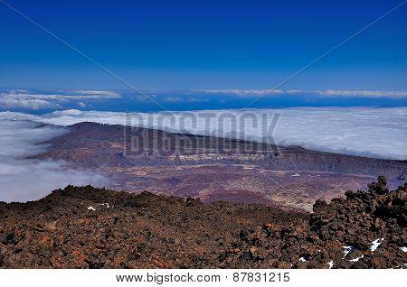Volcano Teide
