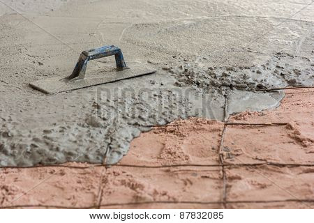 Plasterer Concrete Cement Floor