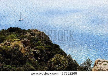 ligurian seascape