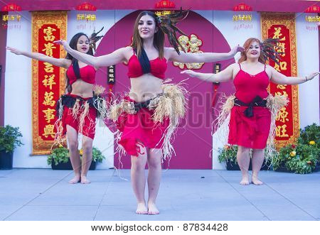 Las Vegas , Chinese New Year