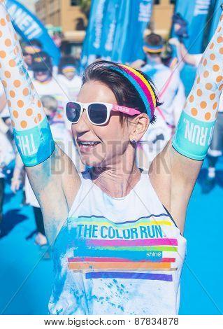 Color Run Las Vegas