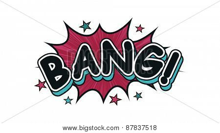 Bang Comic Book