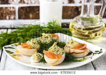 Eggs Stuffed