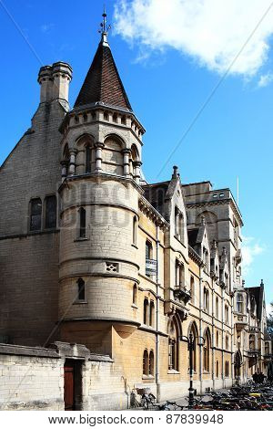 Balliol College Oxford University