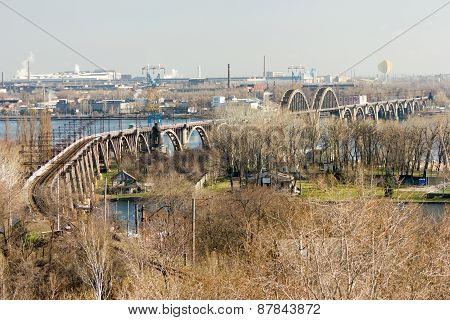 Dnipropetrovsk Bridge