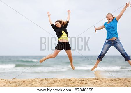Women Jump