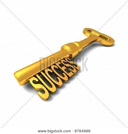 der Schlüssel zum Erfolg
