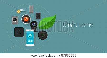 smart home house items
