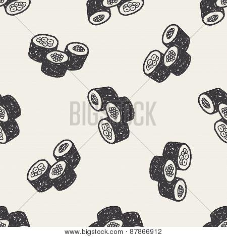 Sushi Doodle