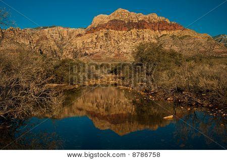 Rainbow Mountain Lake