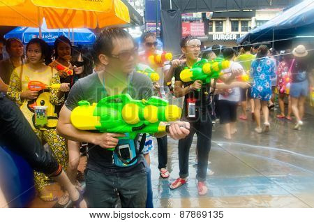 Songkran Shooters