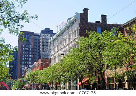 Trendy Cleveland Street