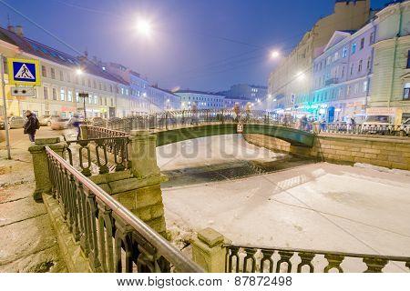 Sennoy bridge