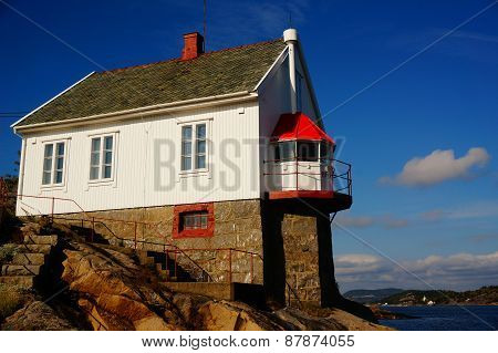 Norwegian Old Lighthouse