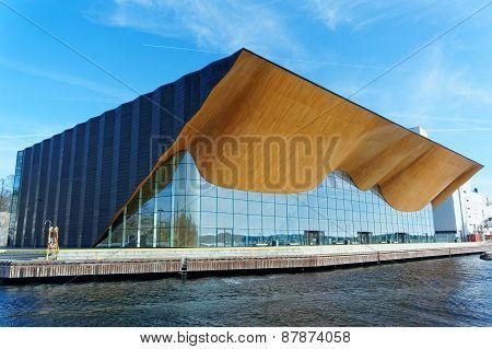 Norwegian Kilden Performing Arts Centre