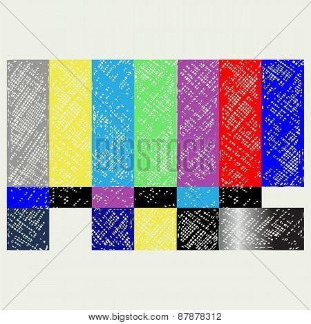 NTSC tv