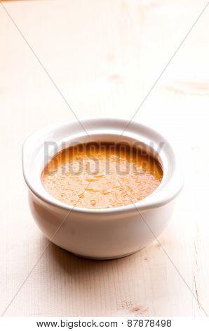 Tomato Chickpea Soup
