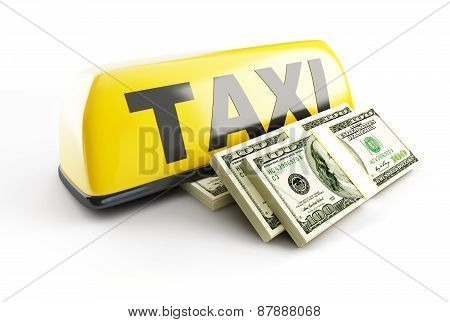 Salary Taxi Driver