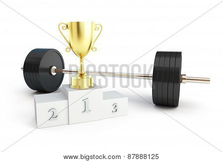 Weightlifting Champion