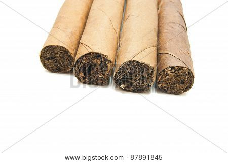 Several Cuban Cigars