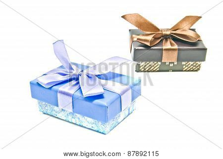 Pair Of Gift Boxes