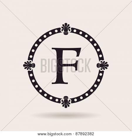 Logo frame and design templates. Vintage labels and badges. Vector quality illustration