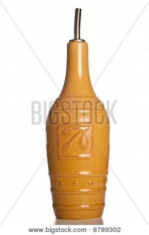 Bottle With Spout For Olive Oil