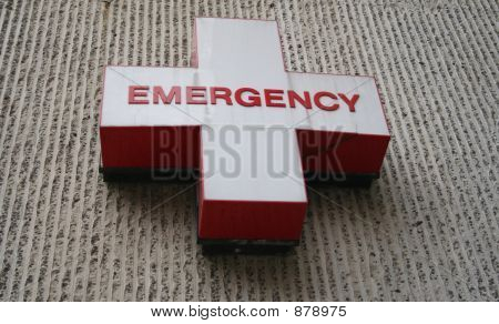 Emergency Room Symbol