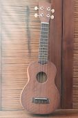 picture of memento  - Soprano Ukelele an exotic wooden stringed instrument of the Hawaiian Islands - JPG