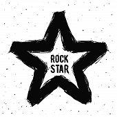 foto of hard-on  - hard rock graphic design  - JPG