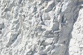 picture of minerals  - Natural chalk mineral - JPG