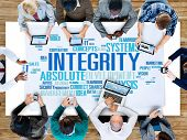 picture of earth structure  - Integrity Structure Service Analysis Value Service Concept - JPG