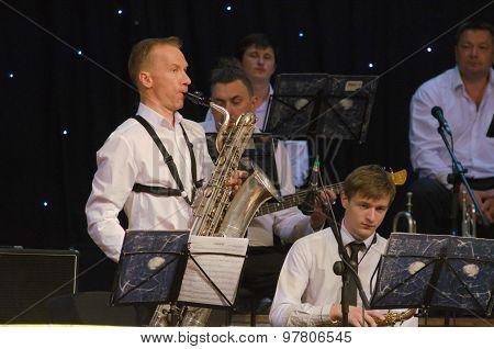 Jazz Orchestra.