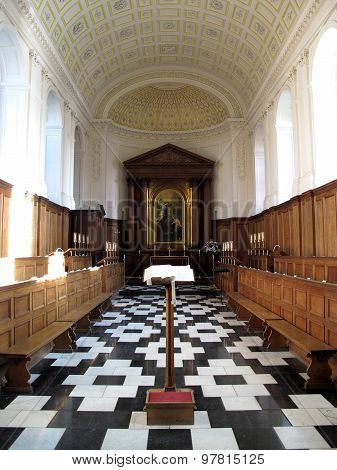 Chapel of Clare College, Cambridge University