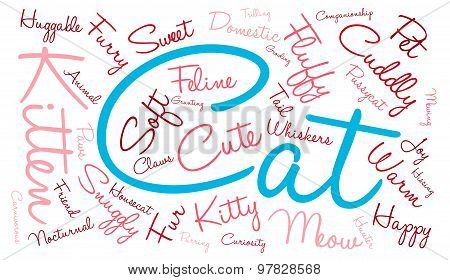 Cat Word Cloud