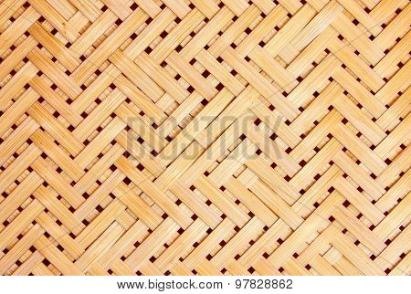 Bamboo furniture, pattern products for the background.