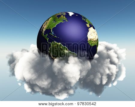 Earth and Clouds Generic