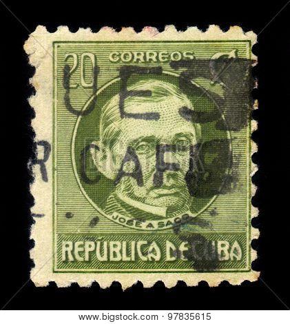 Jose Antonio Saco, Statesman