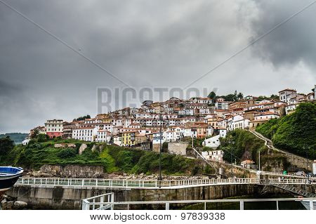 Spain Seaside Village