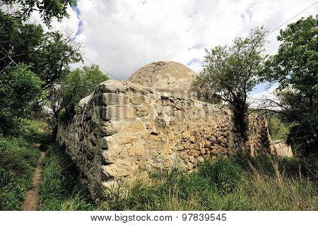 Sheikh Badr Mosque Ruins, Israel