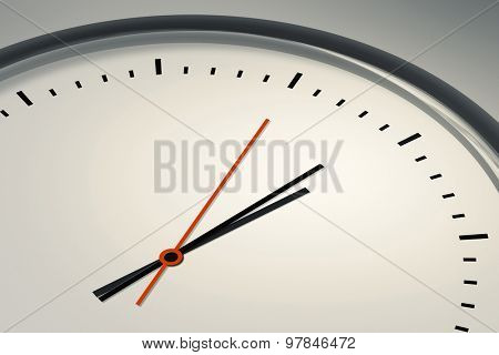 An image of a nice simple clock