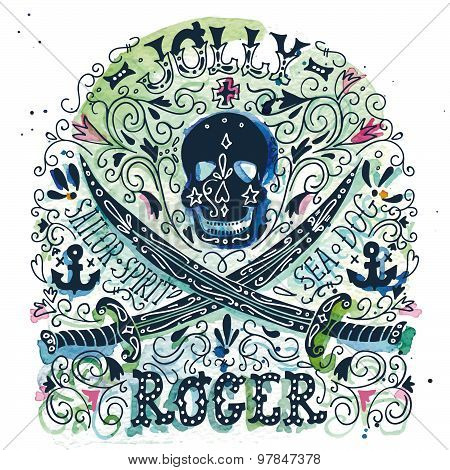 Jolly Roger.