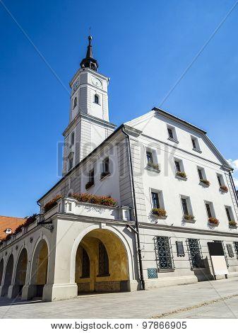 Gliwice City Center, Poland